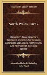 North Wales, Part 2 af C. S. Ward, Mountford John B. Baddeley