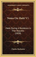 Notes on Haiti V1