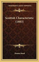 Scottish Characteristic (1883) af Paxton Hood