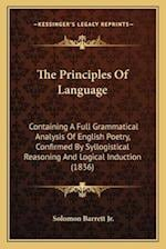 The Principles of Language af Solomon Barrett Jr.