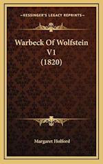 Warbeck of Wolfstein V1 (1820) af Margaret Holford