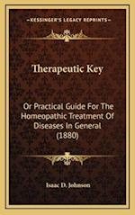 Therapeutic Key af Isaac D. Johnson