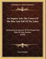 An Inquiry Into the Causes of the Rise and Fall of the Lakes af Edward Giddins