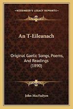 An T-Eileanach an T-Eileanach af John Macfadyen