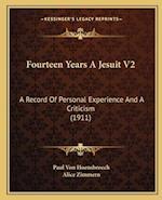 Fourteen Years a Jesuit V2 af Paul Von Hoensbroech