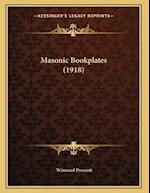 Masonic Bookplates (1918) af Winward Prescott