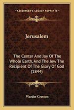 Jerusalem af Warder Cresson