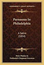 Parnassus in Philadelphia af Nathaniel Chapman Freeman, Peter Pindar Jr