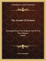 The Annals of Ireland af Owen Connellan