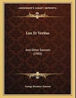 Lux Et Veritas af George Bremner Tennant