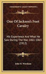 One of Jackson's Foot Cavalry af John H. Worsham