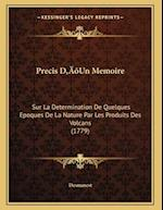 Precis Dacentsa -A Centsun Memoire af Desmarest