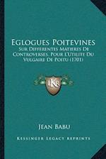 Eglogues Poitevines af Jean Babu