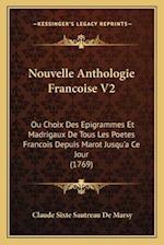 Nouvelle Anthologie Francoise V2