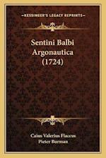 Sentini Balbi Argonautica (1724) af Pieter Burman, Caius Valerius Flaccus