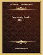 Community Service (1914) af Frank Leroy Blanchard