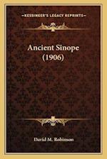 Ancient Sinope (1906) af David M. Robinson