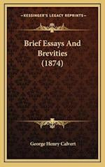 Brief Essays and Brevities (1874)
