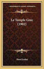 Le Temple Grec (1902) af Henri Lechat