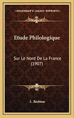 Etude Philologique af L. Brebion