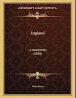 England af Mary Frere
