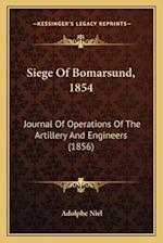 Siege of Bomarsund, 1854 af Adolphe Niel
