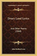 Drury Land Lyrics af John Bedford Leno