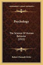 Psychology af Robert Chenault Givler