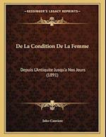 de La Condition de La Femme af Jules Cauviere