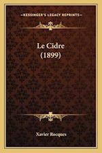 Le Cidre (1899) af Xavier Rocques