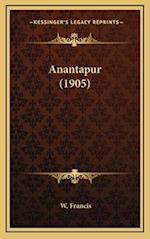 Anantapur (1905) af W. Francis