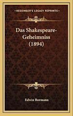 Das Shakespeare-Geheimniss (1894)