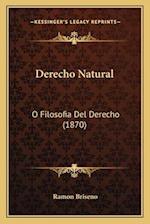 Derecho Natural af Ramon Briseno