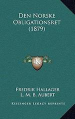 Den Norske Obligationsret (1879)