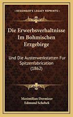 Die Erwerbsverhaltnisse Im Bohmischen Erzgebirge af Maximilian Dormizer, Edmund Schebek