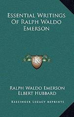 Essential Writings of Ralph Waldo Emerson af Ralph Waldo Emerson