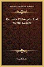 Hermetic Philosophy and Mental Gender