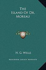 The Island of Dr. Moreau af H. G. Wells