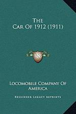 The Car of 1912 (1911) af Locomobile Company of America