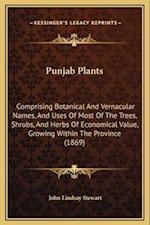Punjab Plants af John Lindsay Stewart