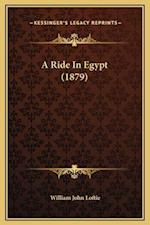 A Ride in Egypt (1879)