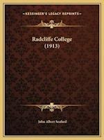 Radcliffe College (1913) af John Albert Seaford