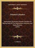 Oriental Cylinders af A. Cullimore