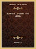 Studies in Layamon's Verse (1904) af Sarah J. McNary