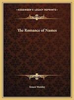 The Romance of Names af Ernest Weekley