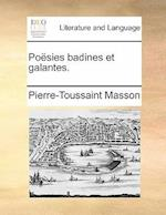 Poesies Badines Et Galantes. af Pierre-Toussaint Masson, Masson