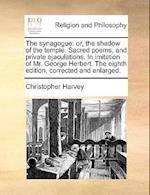 The Synagogue af Christopher Harvey
