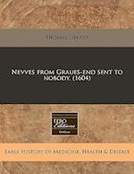 Nevves from Graues-End Sent to Nobody. (1604)