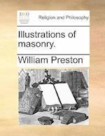 Illustrations of masonry. af William Preston