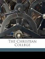 The Christian College af Thomas Nicholson, Nicholson Thomas 1862-